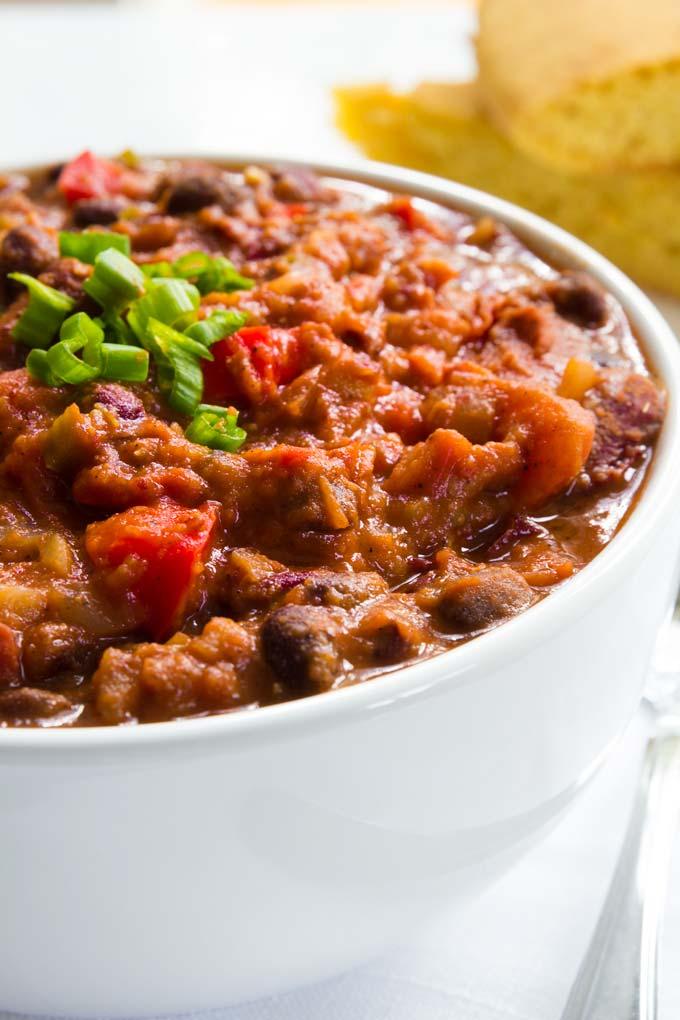 bean chili