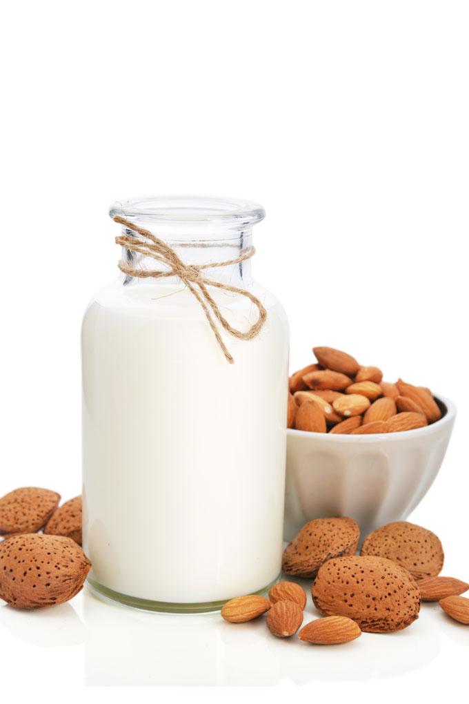 Homemade Almond Milk (Doesn't Separate) | Nutrition Refined
