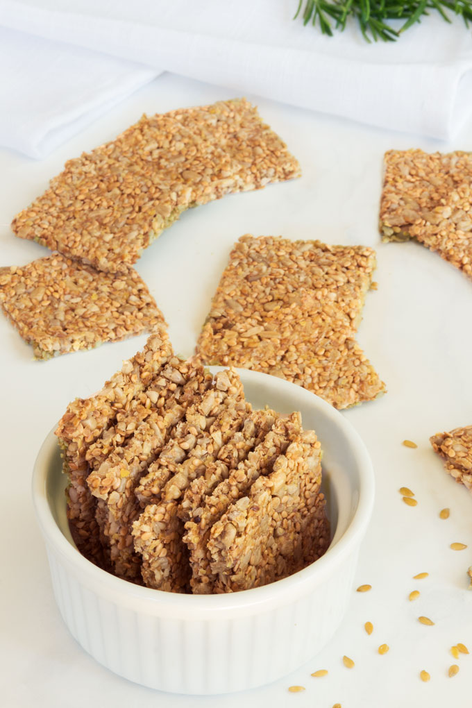raw multi-seeded crackers