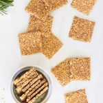 seedy crackers