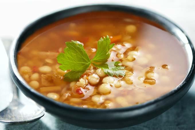 carrot lentil soup - vegan