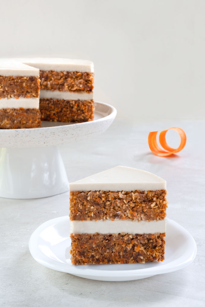 Easy Raw Food Cake