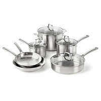 cookware set - pots and pans
