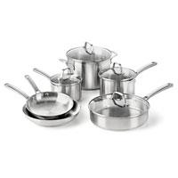 cookware set - pots and pans