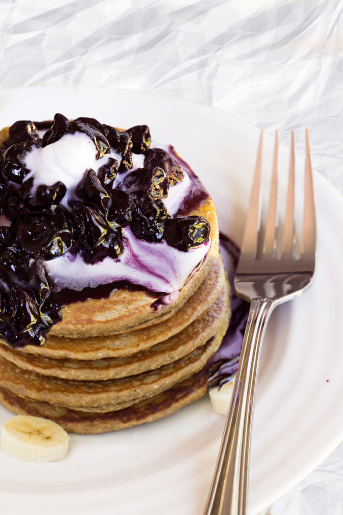 Raw Pancakes {Video}