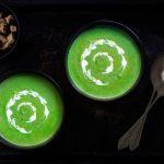 cream of broccoli soup - vegan, paleo, keto with cashew cream