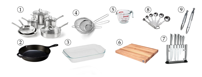 kitchen tools for pad thai