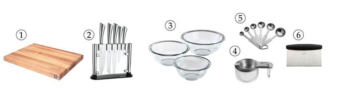 kitchen tool for pico de gallo