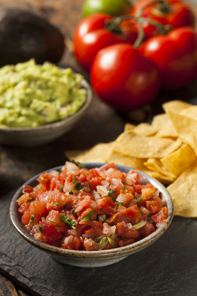 Pico de Gallo (Salsa Fresca) {Video}