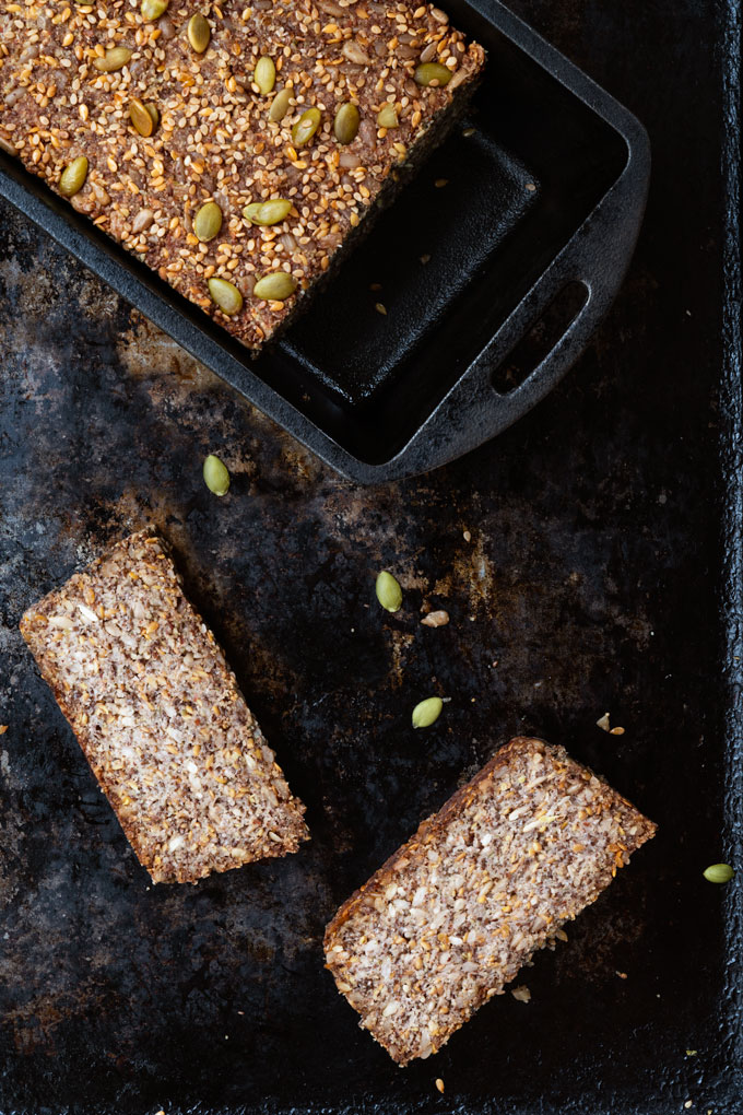 Nut & Seed Bread {Video}