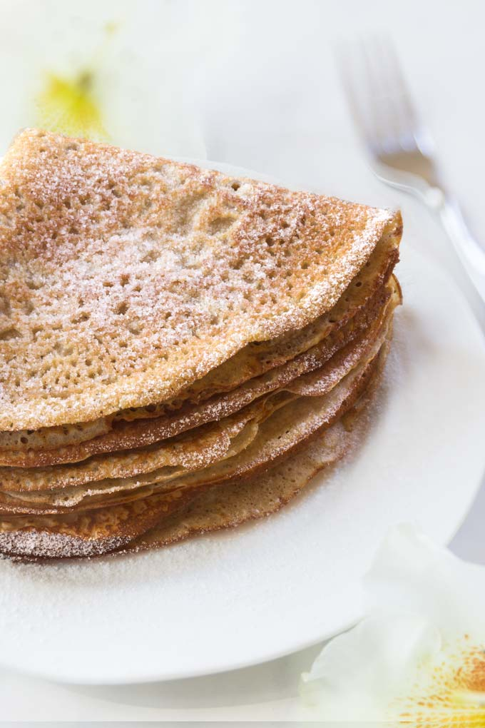 Sweet Crepes {Video}