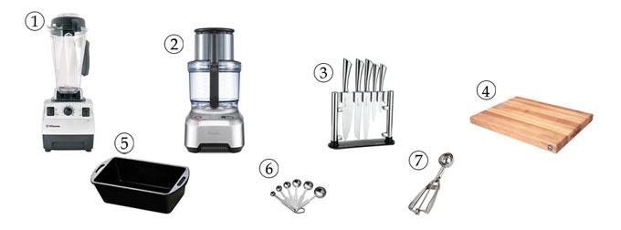 kitchen tools for mango gelato