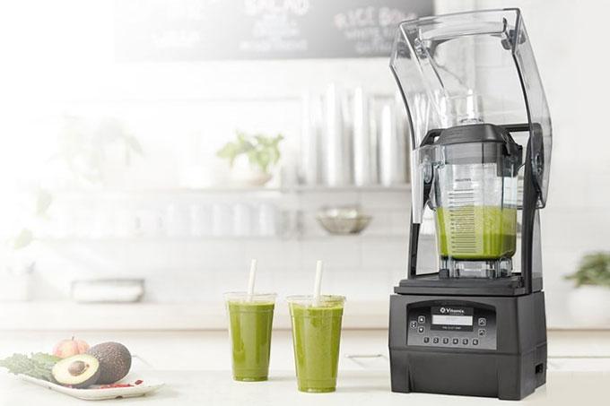 commercial Vitamix blender