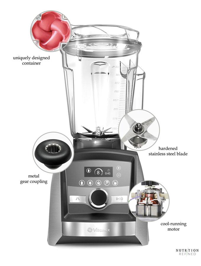 Vitamix blender review - quality