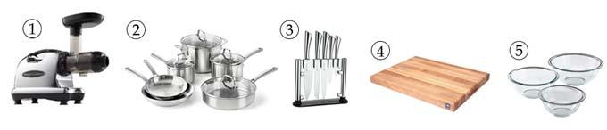 kitchen tools for apple cider