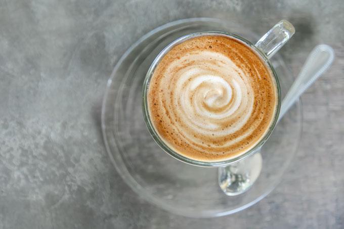 coffee creamer - vegan, keto, paleo