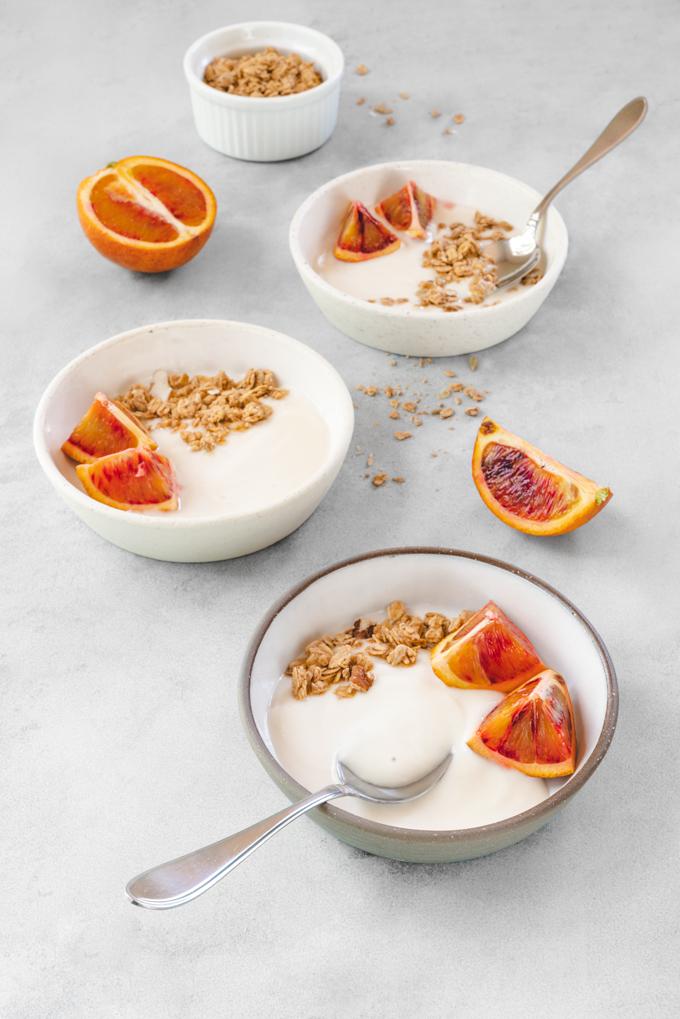 Almond Milk Yogurt (Vegan, Paleo, Keto) | Nutrition Refined