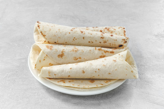 keto tortillas with almond flour