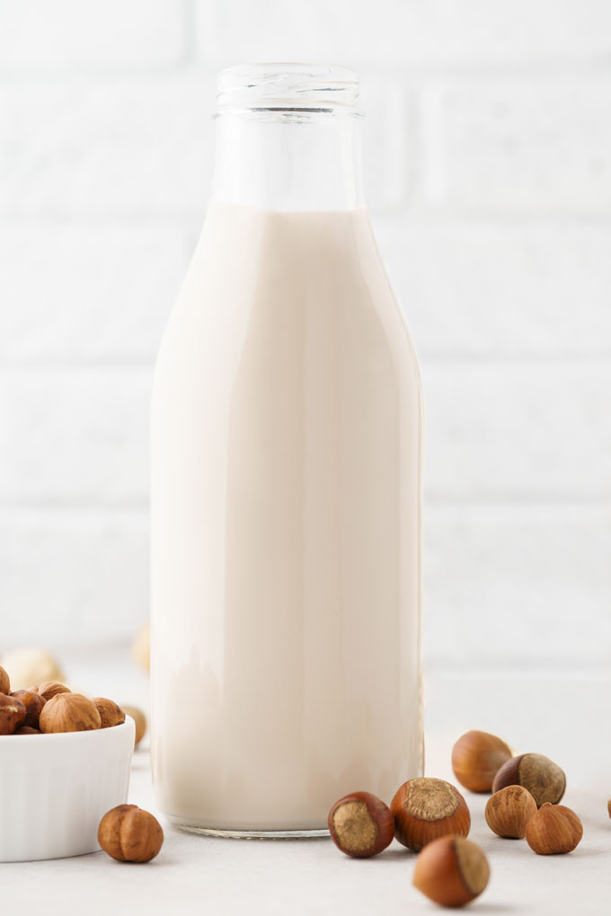 hazelnut milk
