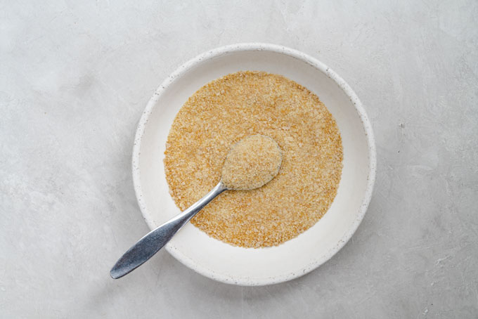 grain-free breadcrumbs