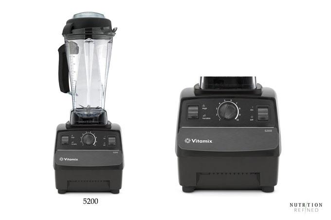 best rated Vitamix blender - 5200