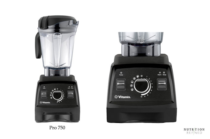 best Vitamix blender without new technology - Pro 750