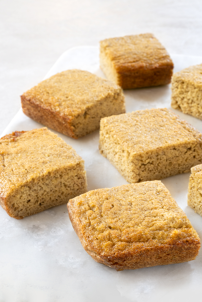 "Corn-Free ""Cornbread"" {Video}"