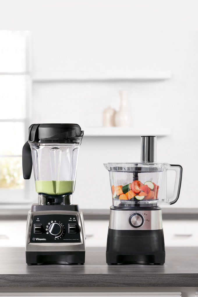 Blender vs Food Processor