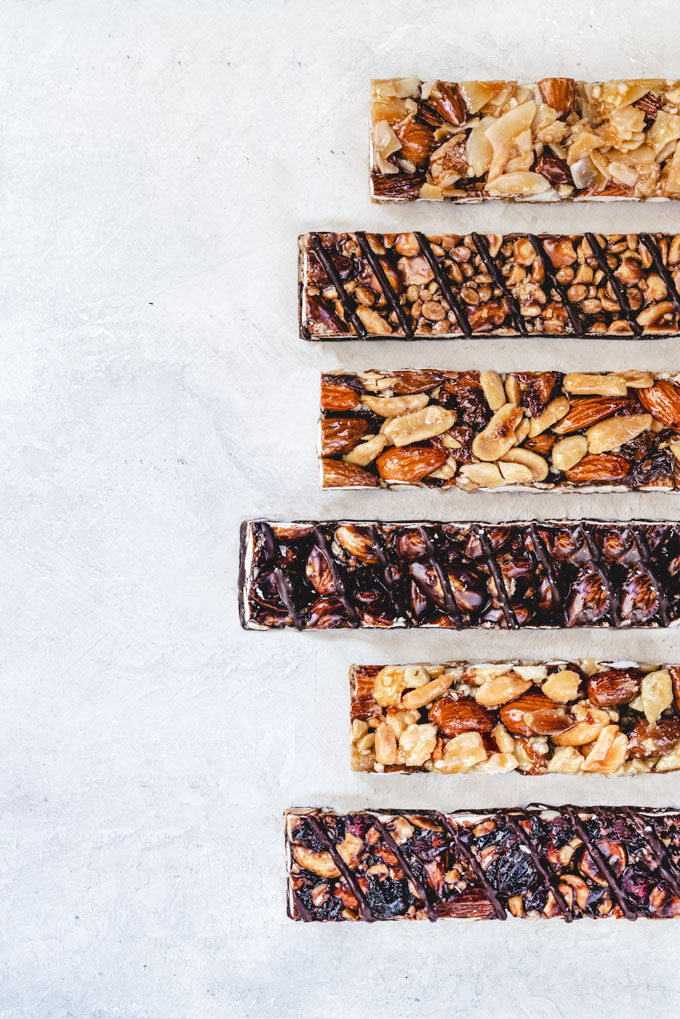 Granola Bars – Kind Bars {Video}