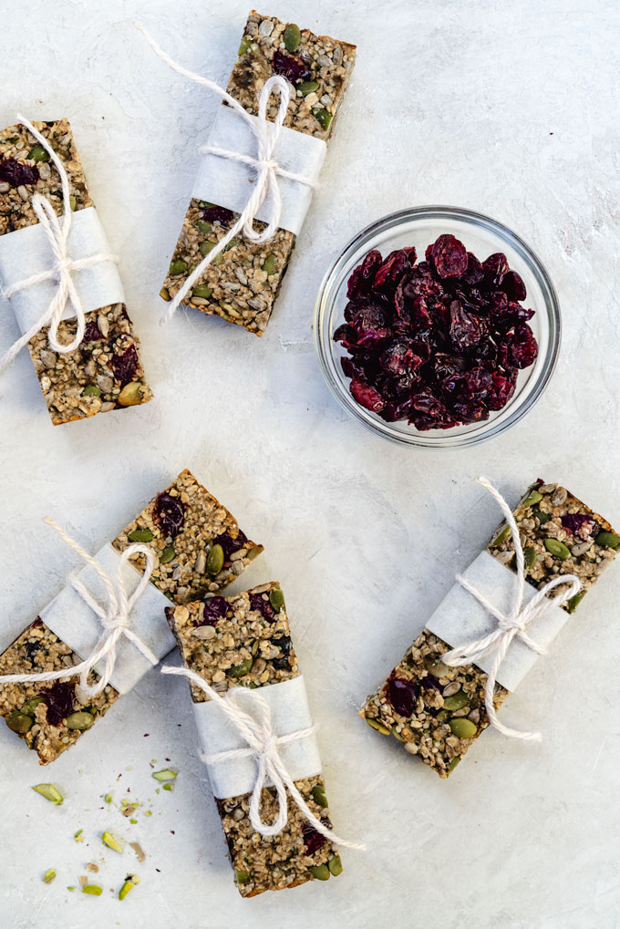 Muesli Bars {Video}