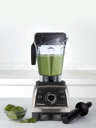 Vitamix soup recipe - pureed vegetables