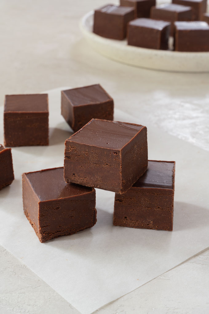 Chocolate Fudge {Video}