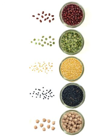 legumes list