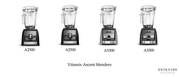Vitamix Ascent blenders