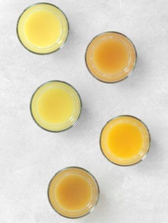 ginger shots