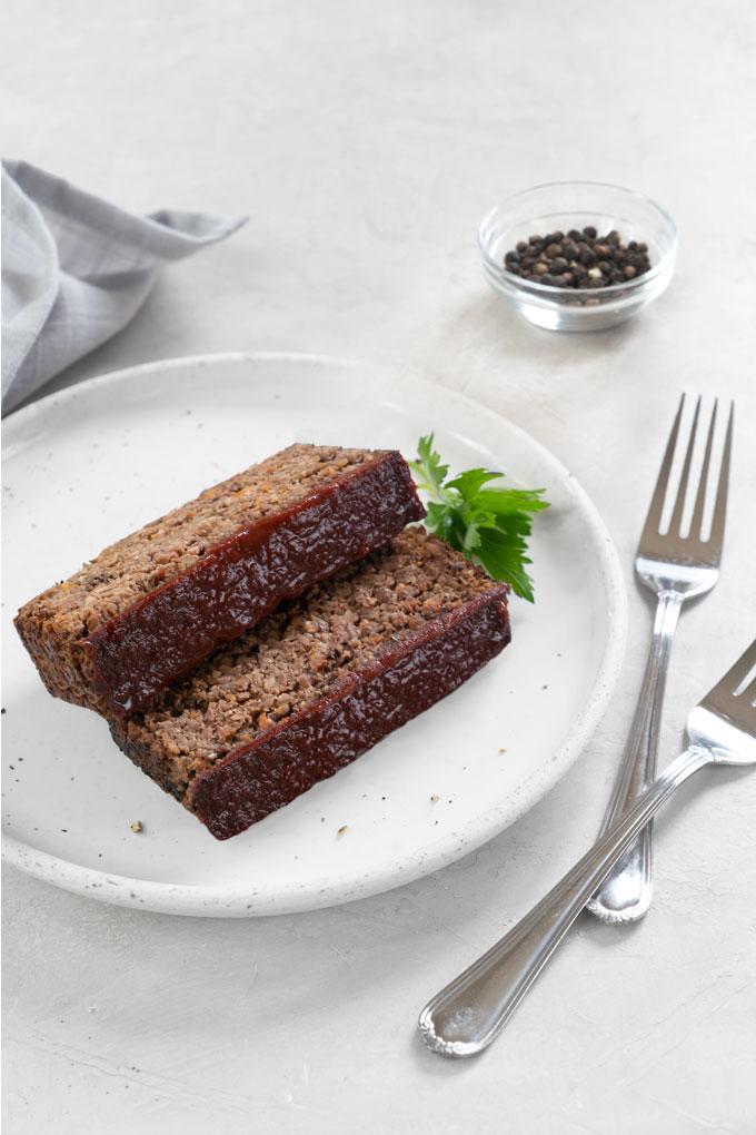 bean loaf - vegan, gluten-free