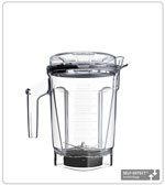 Vitamix 48-oz container with SELF-DETECT