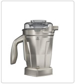 Vitamix 48-oz stainless steel container