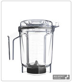 Vitamix 64-oz container with SELF-DETECT