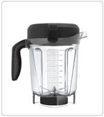 Vitamix 64-oz low-profile container